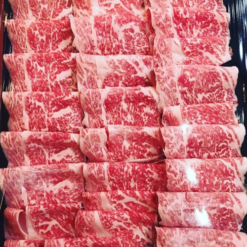 Fresh Shabu - AUS Wagyu MB 8/9 Ribeye (125g) - *select butcher option