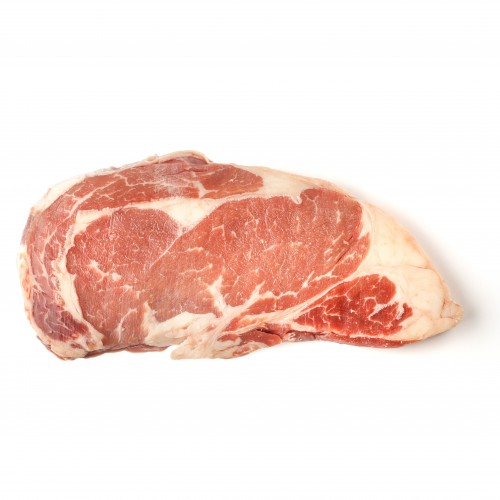 Chilled Angus Beef Grainfed Ribeye 150D Aust, John Dee