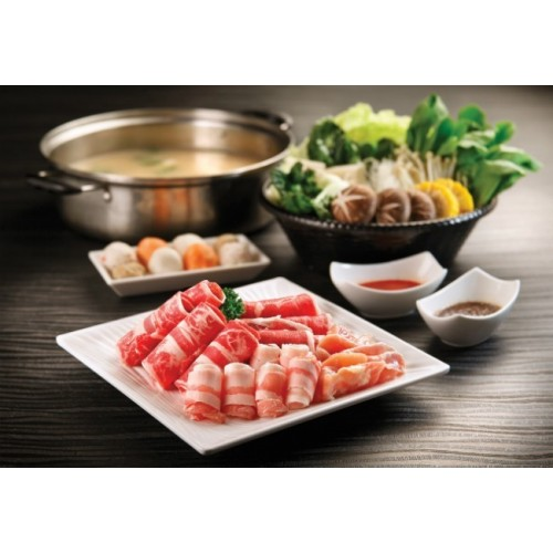 Sukiyaki Pork Belly Soup Package