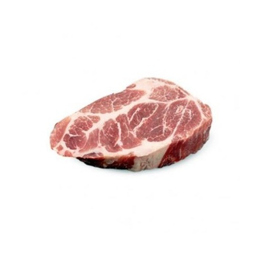 Natural Pork Collar, USA