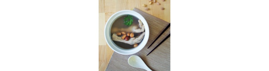 CHINESE SOUPS